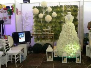 La feria Expoboda se realiza en varios escenarios del Centro Cultural del Oriente. - Suministrada / GENTE DE CABECERA