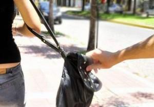 La ciudadana denuncia el caso del robo de su cartera, en la avenida González Valencia. - Tomada de Internet / GENTE DE CABECERA