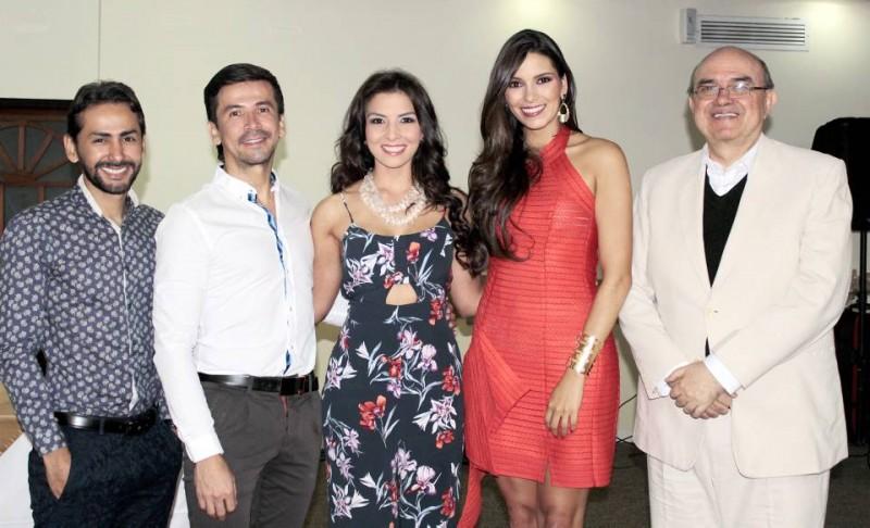 Lerry Arteaga, Juan Carlos Olave, María Alejandra Sampayo, Esthefanía Dignora Prieto Quiroga y Héctor Elías Ariza