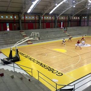 El equipo Búcaros se enfrentará el próximo martes 28 de julio, a las 8:00 p.m. a Guerreros de Bogotá, en este coliseo de la Unab. - Suministrada / GENTE DE CABECERA