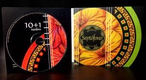 Esta es la más reciente producción discográfica de Septófono