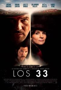 Película 'Los 33'