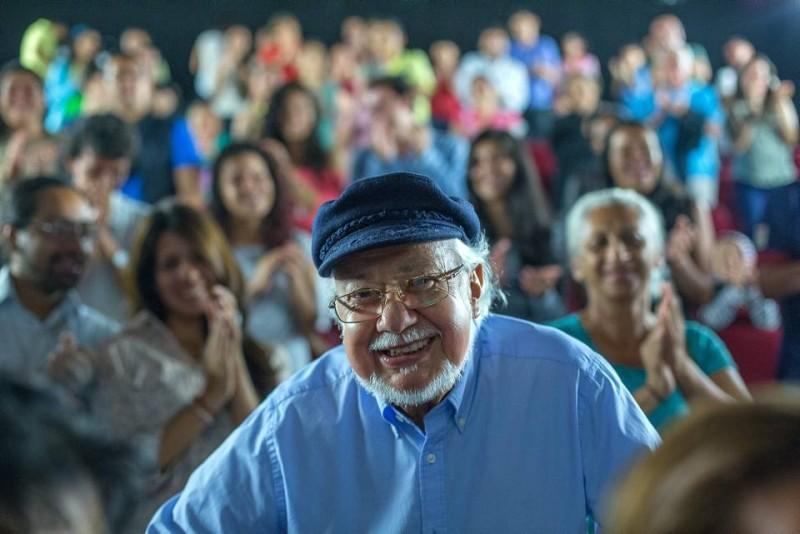 El actor de radio, teatro, cine y televisión Carlos Muñoz es el presidente del Festival Internacional de Cine de Santander, Fics