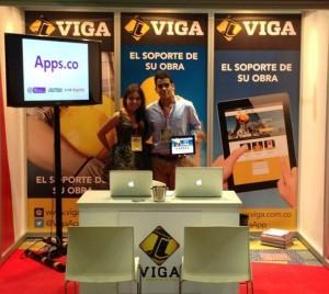 Viga está integrada por Diana Bautista y Henry Gualdrón