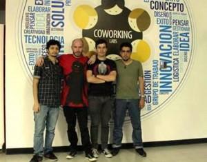Ummus está integrado por: Julián Correa, Diego Correa, Carlos Correa y Néstor Otero