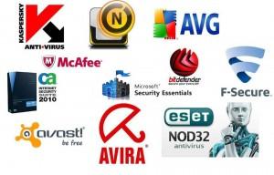 Existen varias marcas de antivirus disponibles en el mercado