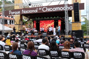 Durante seis horas los asistentes disfrutarán del mejor espectáculo de música folclórica. - Suministrada / GENTE DE CABECERA