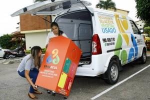 Dos jóvenes emprendedores se tomaron la tarea de trabajar en esta propuesta ecológica