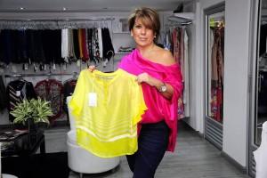 La colección de Rebeca Rojas se encuentra en la tienda de Adriana Harker