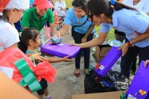 'Siembra un regalo y cosecha una sonrisa' es otro de los programas. - Suministrada/ GENTE DE CABECERA