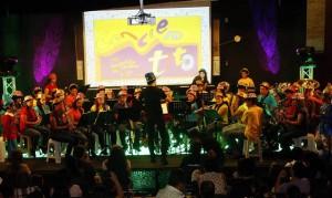 El 'Conciertico' de la Mochila Cantora es uno de los eventos con los que se cierra Ulibro 2015