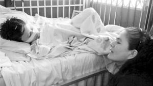 El proyecto acoge a las familias de escasos recursos que llegan con sus niños enfermos de cáncer al Hospital Universitario de Santander. - Suministrada / GENTE DE CABECERA