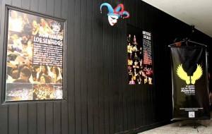 Corfescu expone los pósteres de películas de los años 70 a 90