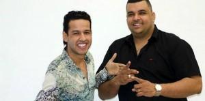 Martín Elías y Rolando Ochoa hacen parte de la nómina de artistas vallenatos que estarán en el Tsunami. - Tomada de Internet / GENTE DE CABECERA