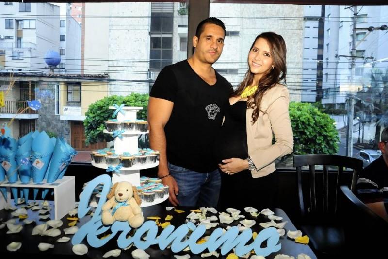 Yesid Carreño y Diana Tapias. - Didier Niño / GENTE DE CABECERA