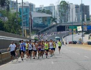 La Maratón de Bucaramanga recorrerá algunas calles del sector