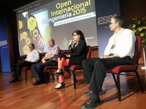El Open Internacional de Ingeniería 2015 'Actualización del Conocimiento' contó con el patrocinio de la Electrificadora de Santander, Essa y de más de 30 empresas. - Suministrada / GENTE DE CABECERA