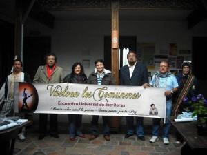 El encuentro de escritores será del 26 de septiembre al 2 de octubre. - Suministrada / GENTE DE CABECERA