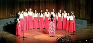 El Coro Femenino Ocarina hará parte de la nómina de invitados al X Festival Coral de Santander. - Tomada de Facebook / GENTE DE CABECERA