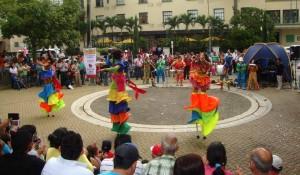 El Festival Internacinal de Teatro y Circo se llevará a cabo en el parque Santander.
