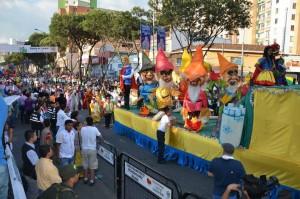 Carnaval del Oriente
