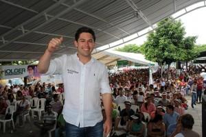 Jhan Carlos Alvernia Vergel, candidato a la alcaldía de Bucaramanga por el Partido de la U