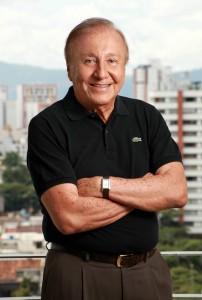 Rodolfo Hernández Suárez, candidato a la Alcaldía de Bucaramanga por el Movimiento Cívico Lógica, Ética y Estética