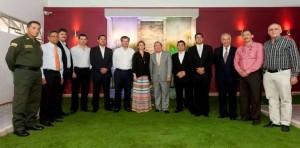 Nuevos integrantes de la junta directiva de Fenalco. - Suministrada / GENTE DE CABECERA
