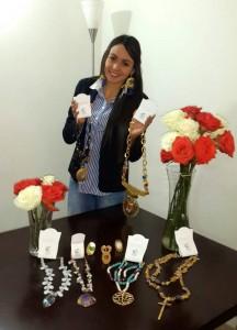 Pilar Salcedo es una joven emprendora de la moda femenina