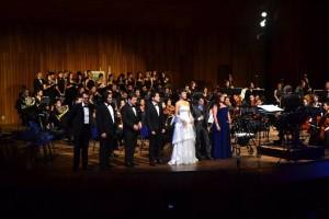 Un grupo de estudiantes de la Unab interpretará piezas de ópera y zarzuela. - Suministrada / GENTE DE CABECERA