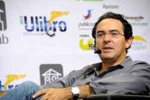 Juan Gabriel Vásquez estará en la Unab presentado su reciente novela. - Suministrada / GENTE DE CABECERA