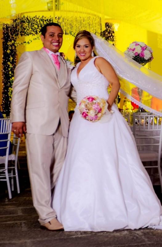 Mauricio Reyes y Silvia Paola Valdivieso. - Suministrada / GENTE DE CABECERA