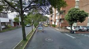 En este sector del barrio Las Mercedes ocurre el desperdicio de agua que denuncia un ciudadano. - Tomada de Internet / GENTE DE CABECERA