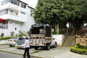 Vecinos del sector de Terrazas piden que se libere este espacio público. - César Flórez / GENTE DE CABECERA