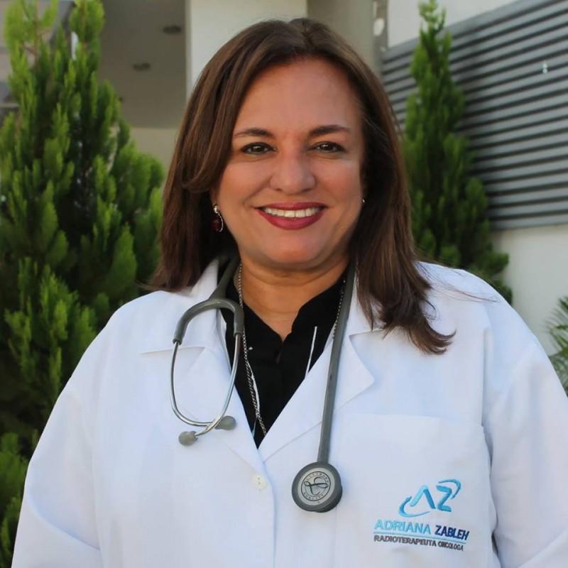 Adriana Cecilia Zableh Solano fue nominada al Premio Mujer Cafam 2016 por su labor con la Fundación Sanar. - Suimnistrada / GENTE DE CABECERA