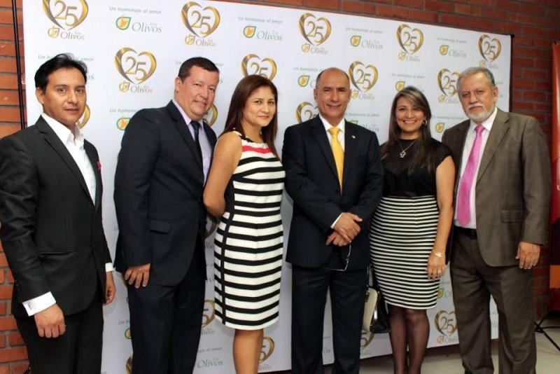 Libardo Abello, Enrique Plata, Doris Eljach, Luis Antonio Fonseca, Claudia Patricia Ramírez y Omar Mateus. - Fabián Hernández / GENTE DE CABECERA