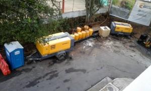 Los vecinos sugieren algunos ajustes a las obras que se realizan en el barrio. - Suministrada / GENTE DE CABECERA