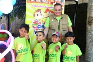 La doctora cuenta con el apoyo de su esposo, Hermán Rodríguez Díaz, médico especialista en salud pública y administración en salud, y miembro de la junta directiva de Sanar.