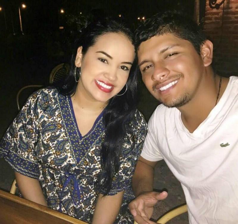 Suministrada / GENTE DE CABECERAElda Milena González Moreno y Joseph Iván Acosta Avellaneda.
