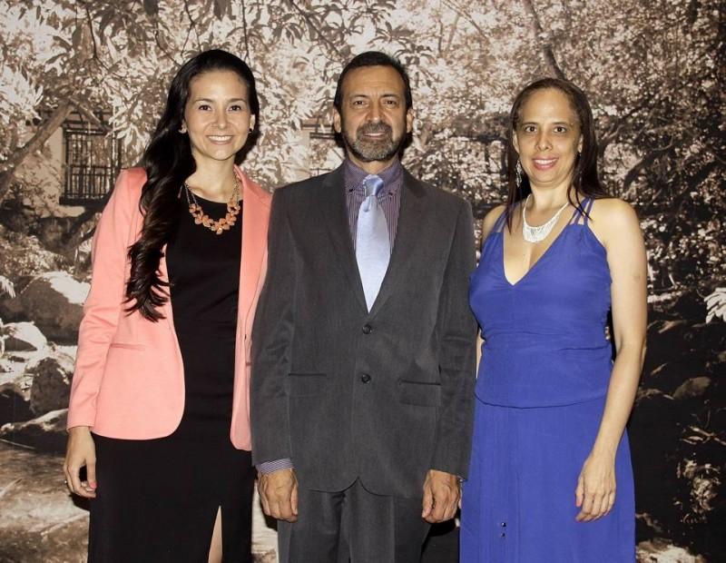 Yuly Paola Medina Flórez, William Villamil Villar y Lina María Vera Cala. - Javier Gutiérrez / GENTE DE CABECERA