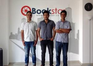 Christian Camilo Ramírez, Andrés Fernando Castro y Jhoan Ricardo Velásquez