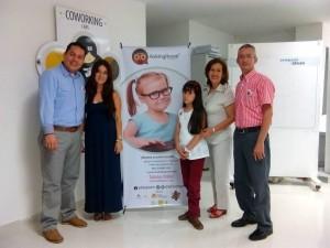 Óscar Chávez Rodríguez, Alejandra Contreras Rodríguez, Laura Contreras Rodríguez, Jackeline Rodríguez Martínez y Édgar Rodríguez Martínez lideran este proyecto familiar