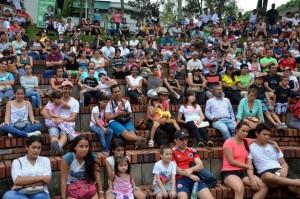 Las actividades recreativas se repetirán los próximos domingos. - Suministrada / GENTE DE CABECERA