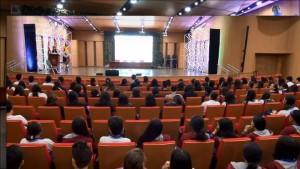 El próximo encuentro intercolegiado por la convivencia pacífica se realizará durante la semana internacional por la paz. - Suministrada / GENTE DE CABECERA