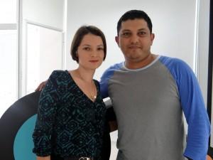 Andrea Carolina Carreño y César Galvis León son los creadores de Igestión.