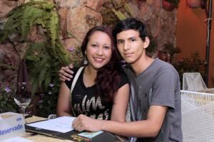Adriana Carolina Ortega y Daniel Eduardo Ramírez