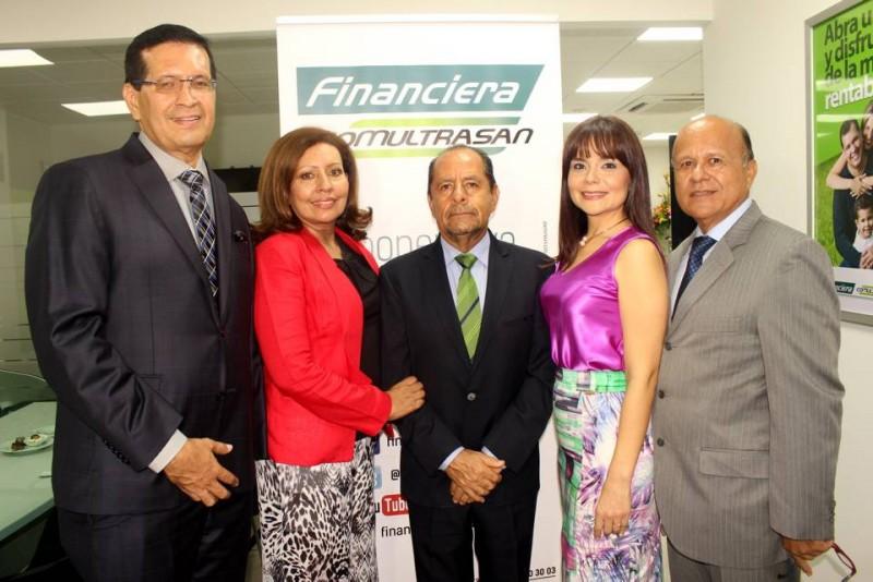 Orlando Ávila, Hilda Carreño, Jaime Chávez, Keylla Parada y Hernando Tavera. - Francisco Vera /GENTE DE CABECERA