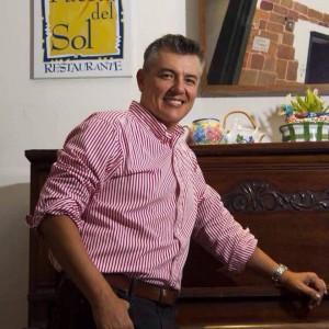 Jorge Ernesto Forero, Gerente Mercadeo y Relaciones Públicas