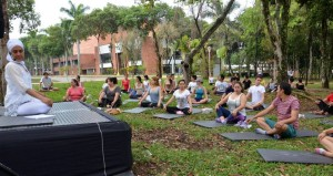 Habrá actividades de yoga, taichí, aeróbicos y presentaciones artísticas. - Suministrada / GENTE DE CABECERA