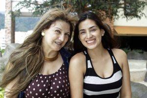 Ruth Lucena y Zaray Yuliana Sarmiento